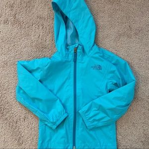 Little Girls North Face Jacket